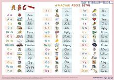 Stiefel könyöklő, A magyar ábécé betűi / munkaoldallal A3 alátét duo   Iskolaszerek   Tanulói munkalapok Word Search, Periodic Table, Preschool, Map, Education, Crafts, Products, Pyrex, Boots