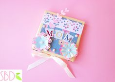 Card Targa festa della mamma - Mother's day Plate card from http://sweetbiodesign.blogspot.it/2015/05/card-targa-festa-della-mamma-mothers.html