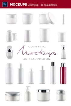 FOR A SHORT TIME - OFF - 20 real photos - Clipped - Needly retouched - Shadows on seperate layer - Vector path for every segment - 300 dpi or Cosmetics Mockup, Big Bottle, Nail Polish, Photoshop, Templates, Easy, Design, Stencils, Nail Polishes