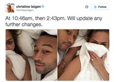 And John Legend and Chrissy Teigen, always. | 18 Couples Who Redefined Relationship Goals In 2015