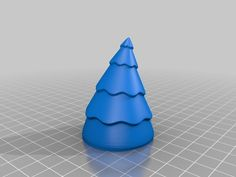 Christmas Tree Lights - Modular and Rainbow style by Alzibiff - Thingiverse