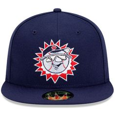 Hagerstown Suns 2015 Authentic Collection On-Field 59FIFTY Game Cap - MLB.com Shop