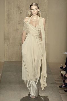 Donna Karan Spring 2007 Ready-to-Wear - Collection - Gallery - Style.com