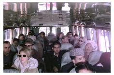 Busreise von Kabul nach Peschawar in Pakistan