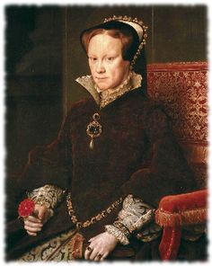 """A picture of the real Bloody Mary behind the urban legend.""""Bloody Mary"""" the legend is actually based on two historic personages. Mary I, Queen of England (the real """"Bloody Mary"""") and Countess Elizabeth..."""