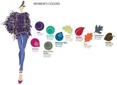 PANTONE Fashion Color Report for Fall 2013! Check out this season's colors! Happy Autumn!