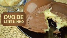 Como fazer Ovo de Leite Ninho | Cook'n Enjoy #031