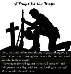 A Soldiers Prayer - Praying for Safety and Courage Hard Quotes, Teen Quotes, Bible Quotes, Pray For America, God Bless America, Prayer For Safety And Protection, Soldiers Prayer, Prayers For My Husband, Prayer Pictures