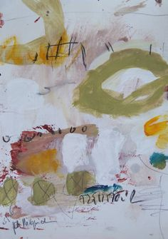 Jean-Charles Millepied, 21 x 29.7 cm, Acrylic, collages, chalk on paper 2016
