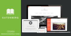 Gutenberg Premium WordPress Theme - ThemeForest Item for Sale