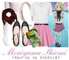 Shiemi from Blue Exorcist. My first actual cosplay! hopefully....