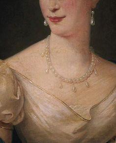 Portrait of Marie- Louise by Baron Francois Pascal Simon Gerard