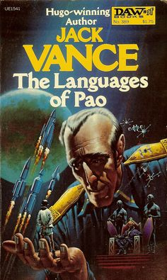 Jack Vance - The Languages of Pao