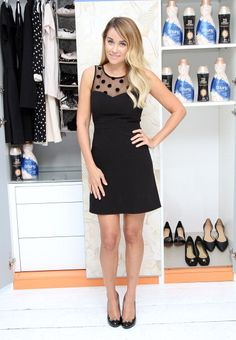Celebrating Lauren Conrad's 28th birthday by looking back at her amazing style! #LaurenConrad #LC #fashion #style
