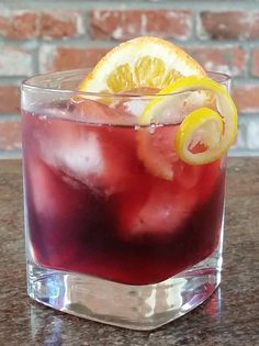 AMERICANO. Build in a rocks glass with ice: Campari (1 oz), Sweet Vermouth (1 oz), Club Soda (to top.) Garnish with orange slice and lemon peel. I used BroVo's sweet vermouth for this which is HIGHLY RECOMMENDED. It makes the drink in my opinion. So delish and low alcohol - great for summer quaffing.