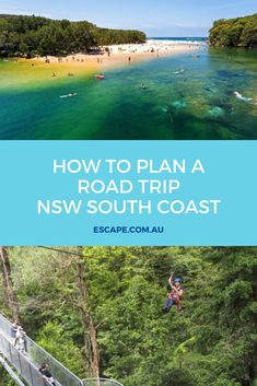 NSW South Coast – How to plan the perfect road trip Australia Trip, Visit Australia, Nsw Holidays, Travel Oz, Places To Travel, Places To Go, South Coast Nsw, Australian Road Trip, Perfect Road Trip