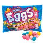 Dubble Bubble Egg-Shaped Gum, 5.5-oz. Bags    Unit Price: $1.00