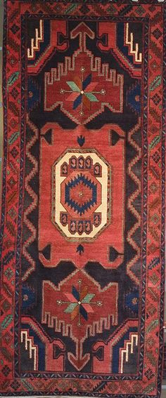Persian Kelardasht rug
