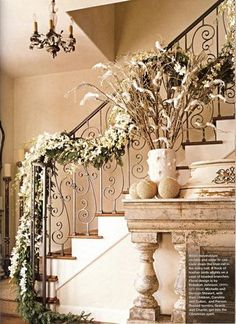 Good for Home DIY--great inspiration.  Click on the picture for a great blog on antique pieces and room décor!