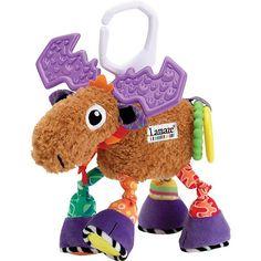 Lamaze Mortimer the Moose Baby Developmental Toy
