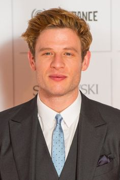 wowee beautiful man it is of course James Norton