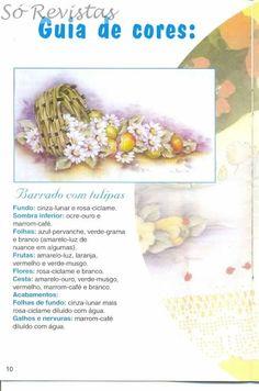 Crochê - Barradinhos em Crochê 4 - Elaine Cristini - Álbuns da web do Picasa