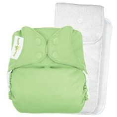 bumGenius One-Size Snap Closure Cloth Diaper 4.0 Simply a really good diaper for Spencer.