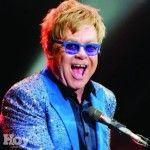 """Con chispas. Elton John describió al papa Francisco como """"mi héroe"""""""