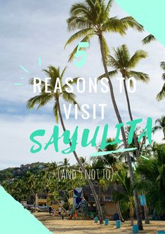 Ever heard of this new tourist mecca on the Pacific Coast of Mexico? I loved it, but some find it too touristy. Here are all the reasons why you still might fall in love too.