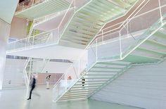 el B Auditorium Convention Center by Selgascano Architects