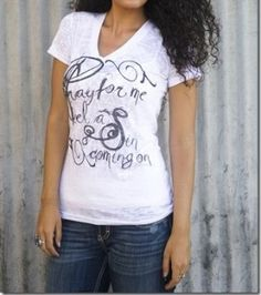 Ultra soft burnout tee with a mischievous, fun graphic. One of the best fitting tee shirts you can find! From personal experience, this is the most flattering, softest t-shirt I have ever owned!
