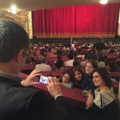 Casal no Teatro