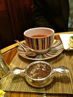 Tea Time @ The Berkeley in London, England
