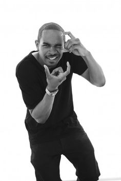 Damon Wayans Jr. Nothing sexier than a guy that makes you laugh. A lot.