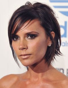 posh spice short hair pictures - Google Search