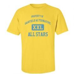 Garfield Alternative Middle School - Garfield, NJ   Men's T-Shirts Start at $21.97