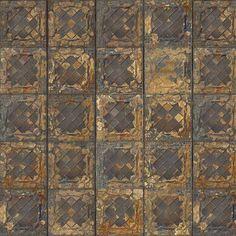 No.08 Brooklyn Tins Wallpaper