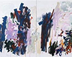 Trees - Joan Mitchell