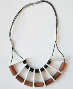 Bona Drag Lauren Manoogian Spacer Necklace