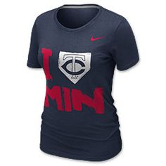 Nike Minnesota Twins MLB I Love T-Shirt