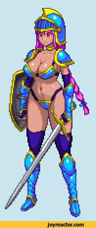 gif,gif animation, animated pictures,pixel art,warrior,nsfw,sex related or lewd, adult content, dirty and nasty jokes