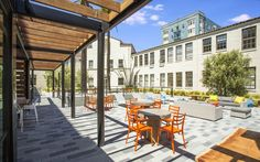 Alchemy by Alta spans a series of five buildings, spaces and details embedded into the historic Hayes Valley neighborhood and incorporates existing historic Spanish Colonial Revival buildings dating back to 1899.