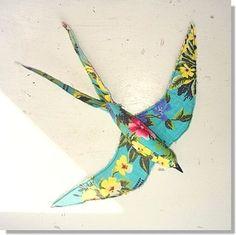 Mister Finch - swallow