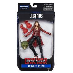 Marvel Legends Series, Marvel Series, Captain America Civil War, Thing 1, Custom Action Figures, Comic Book Heroes, Comic Books, Scarlet Witch, Marvel Characters