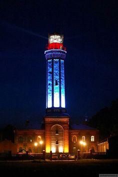Lighthouse In Niechorze, Poland