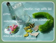 Fairy Garden Discovery Bottle - Here Come the Girls