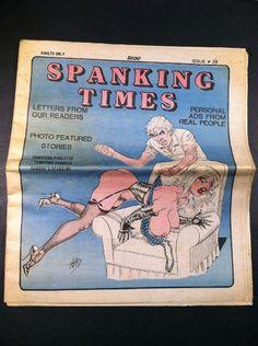 Vintage Bill Ward Art Spanking