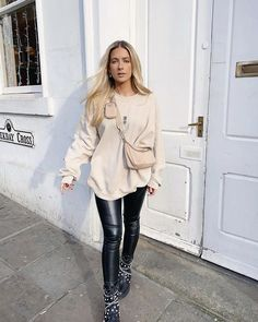 Best Casual Outfits, Winter Outfits, Summer Outfits, Cute Outfits, Biker Chick Outfit, Girl Fashion, Fashion Outfits, Autumn Winter Fashion, Winter Style
