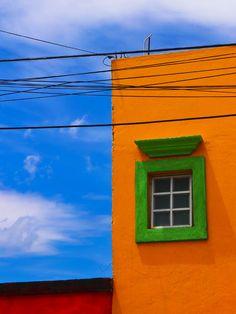 "Ventana Verde"" ~ Oaxaca, Mexico"