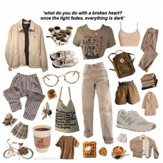 29 new Ideas fashion sketchbook shoes art styles Grunge Outfits, Retro Outfits, Vintage Outfits, Casual Outfits, Cool Outfits, Hipster School Outfits, Aesthetic Fashion, Aesthetic Clothes, Look Fashion